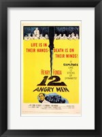 Framed Twelve Angry Men