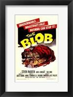Framed Blob - vintage