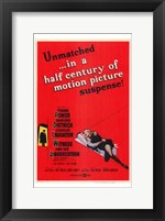 Framed Witness for the Prosecution - red