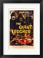 Framed Attack of the Giant Leeches