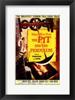 Framed Pit and the Pendulum