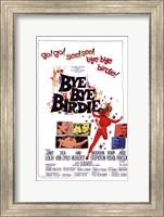 Framed Bye Bye Birdie