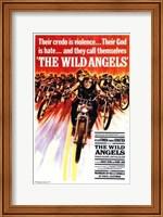 Framed Wild Angels