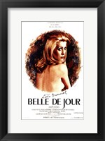 Framed Belle De Jour - circle
