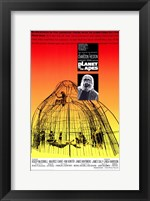 Framed Planet of the Apes Cave