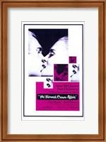 Framed Thomas Crown Affair - kissing