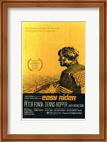 Framed Easy Rider A Man Went Looking for America