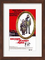 Framed Escape from the Planet of the Apes