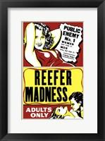 Framed Reefer Madness