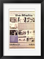 Framed Misfits Greatest Photographers