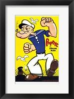 Framed Popeye