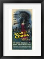 Framed Cult of the Cobra
