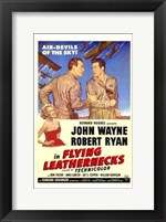 Framed Flying Leathernecks