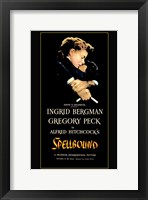 Framed Spellbound Black
