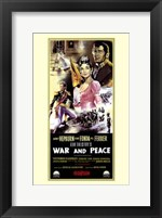 Framed War and Peace - tall