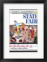 Framed State Fair - Boone