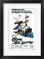 Framed Gone in 60 Seconds