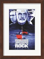 Framed Rock - Get ready