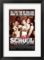 Framed Old School Will Ferrell