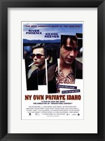 Framed My Own Private Idaho