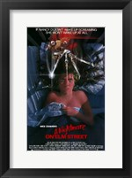 Framed Nightmare on Elm Street  a