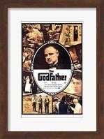 Framed Godfather Scenes