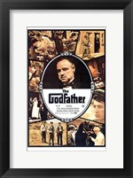 Framed Godfather Scenes