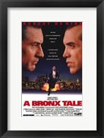 Framed Bronx Tale  a