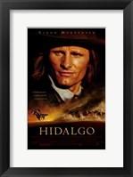 Framed Hidalgo