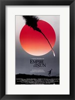 Framed Empire of the Sun