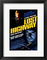 Framed Lost Highway - A David Lynch Film