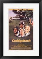 Framed Caddyshack - Some people just don't belong