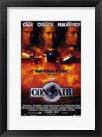 Framed Con Air Cage Cusack Malkovich