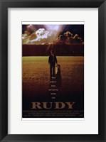 Framed Rudy