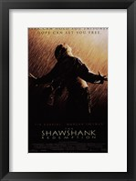 Framed Shawshank Redemption Freedom