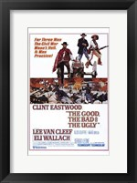 Framed Good  the Bad and the Ugly