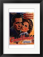 Framed Casablanca
