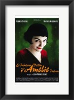 Framed Amelie - French