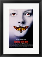 Framed Silence of the Lambs