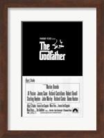Framed Godfather Logo