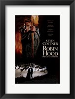 Framed Robin Hood Prince of Thieves