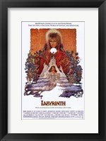 Framed Labyrinth