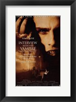 Framed Interview with the Vampire