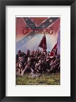 Framed Gettysburg