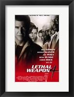 Framed Lethal Weapon 4
