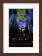 Framed Teenage Mutant Ninja Turtles: the Movie