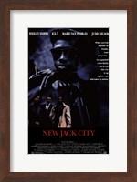 Framed New Jack City