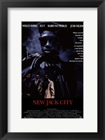 Framed New Jack City
