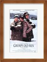 Framed Grumpy Old Men