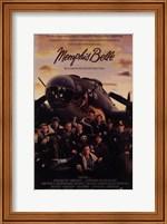 Framed Memphis Belle
